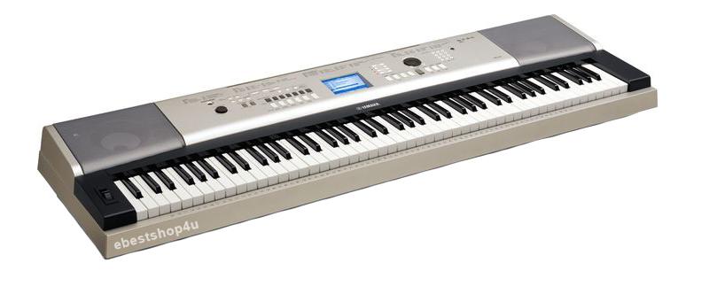 Yamaha Keyboard Sustain Button